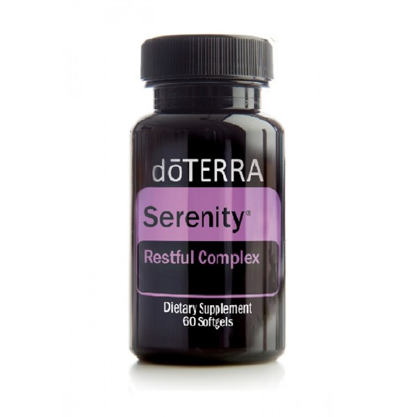 dōTERRA Serenity™ Softgels Restful Complex - 60 Softgels