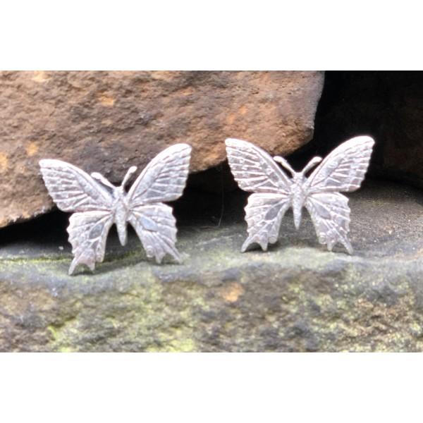 Butterfly Tassel Envy Studs