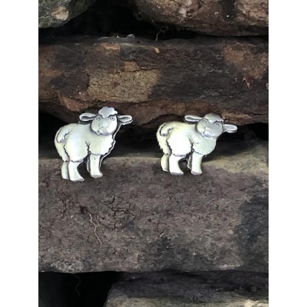 Sheeping Around Tassel Envy Studs