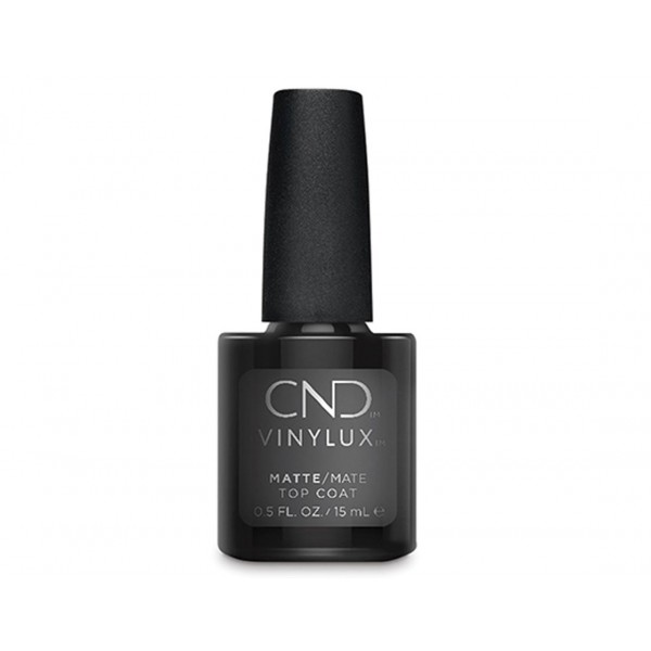 Vinylux Matt Effect Top Coat 15ml