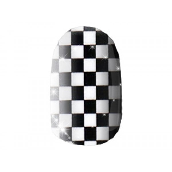 Black & White Chequer